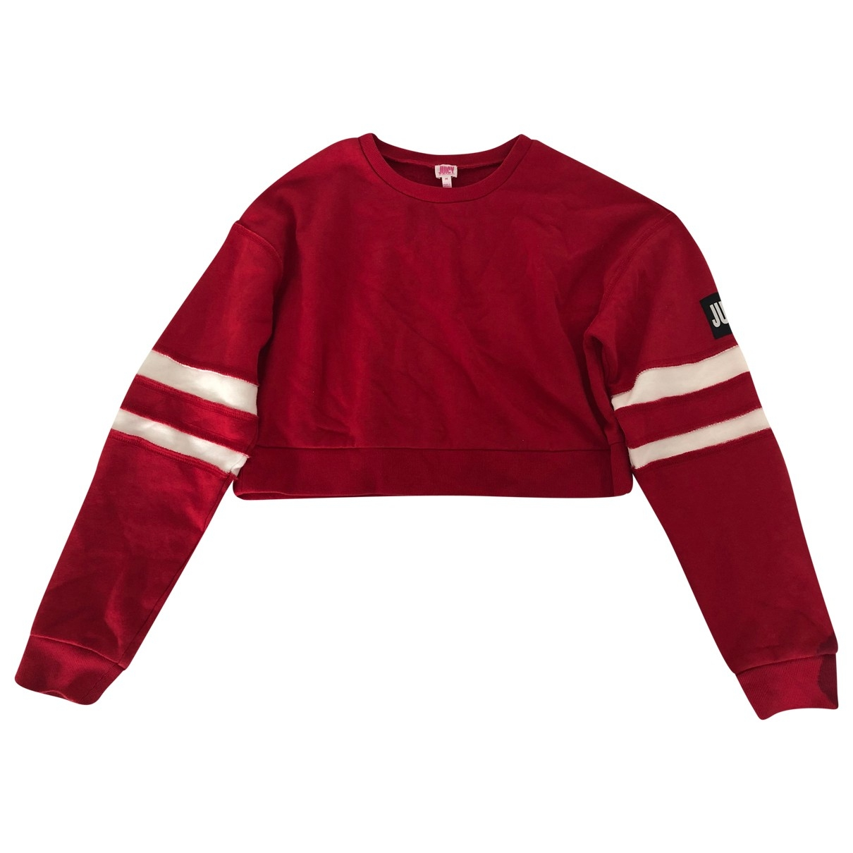 Juicy Couture \N Red Cotton Knitwear for Women 36 FR