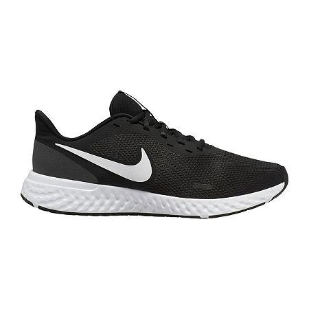 Nike Revolution 5 Mens Running Shoes, 10 Medium, Black