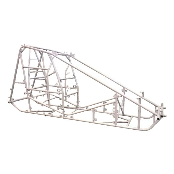 Triple X Race Components TXRSC-CH-1000-87-2H Bare Chassis X-Wedge Design 87-Inch