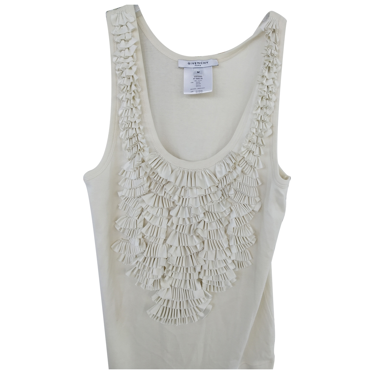 Givenchy \N White Cotton  top for Women M International