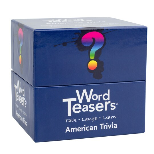 Word Teasers® American Trivia Game | Michaels®