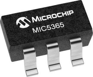 Microchip , 1.8 V Linear Voltage Regulator, 150mA, 1-Channel, ±2% 5-Pin, SC-70 MIC5365-1.8YC5-TR (3000)