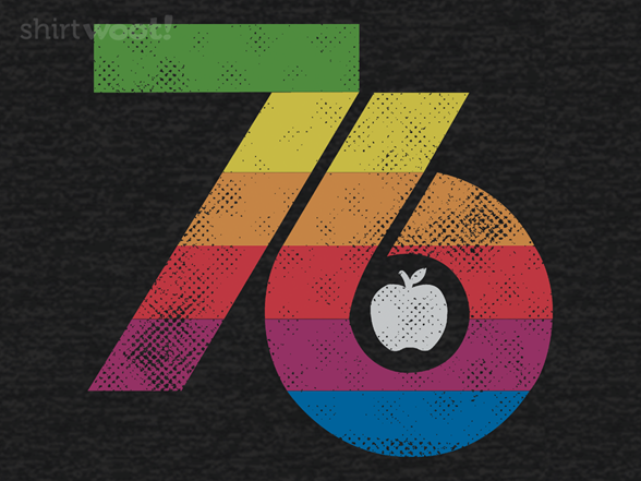 1976: Fruit Company Founded T Shirt