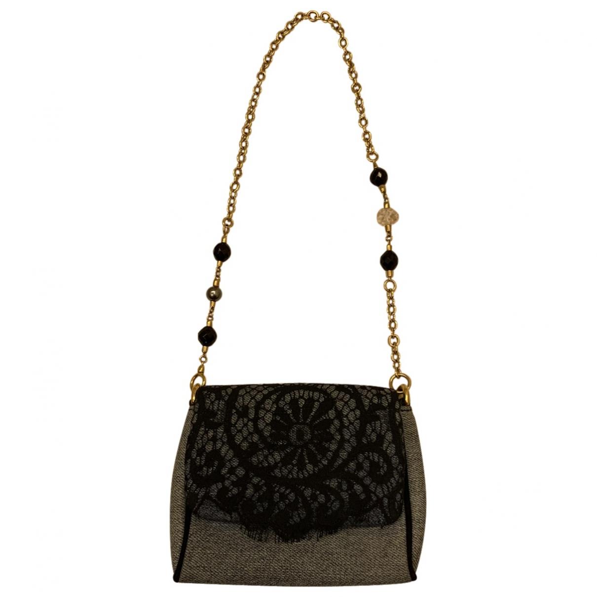 Dolce & Gabbana \N Blue Denim - Jeans handbag for Women \N