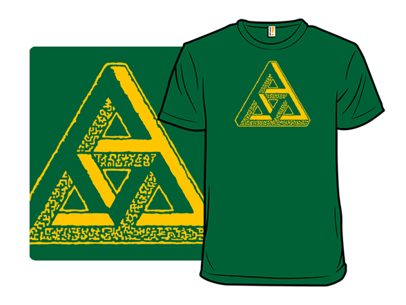 The Impossible Triforce T Shirt