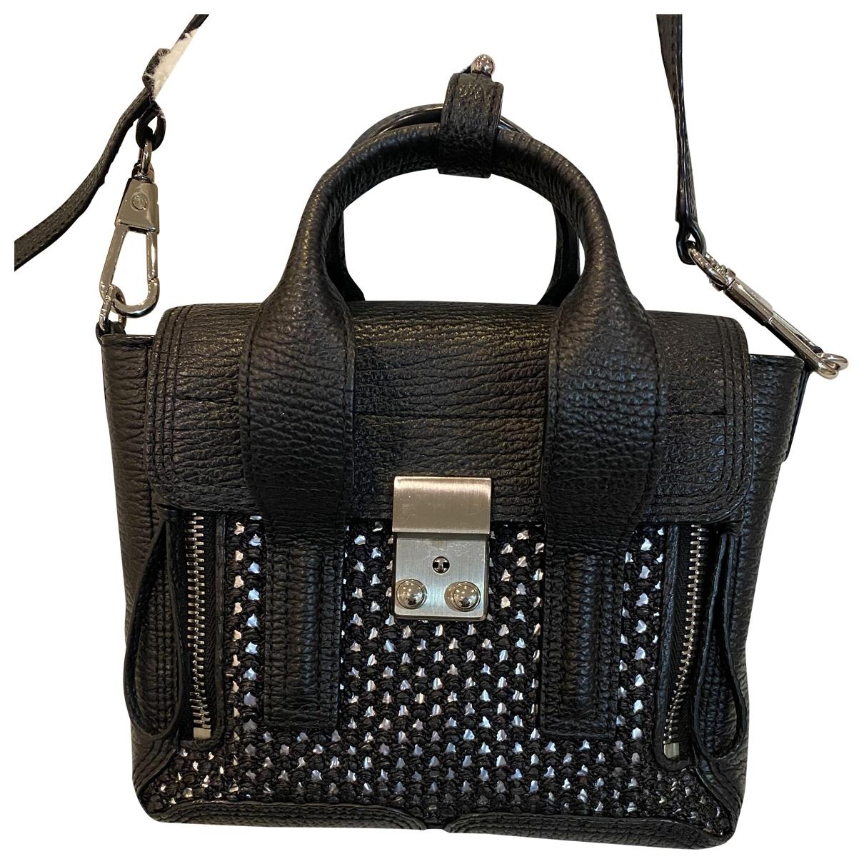 3.1 Phillip Lim Alix Black Leather handbag for Women \N