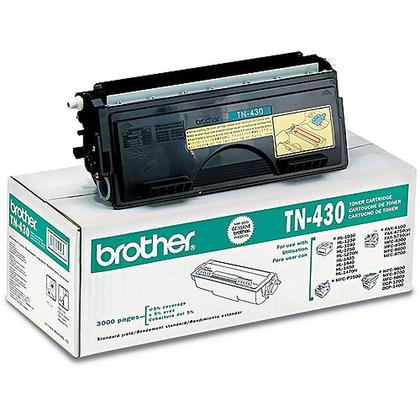 Brother TN430 Original Black Toner Cartridge