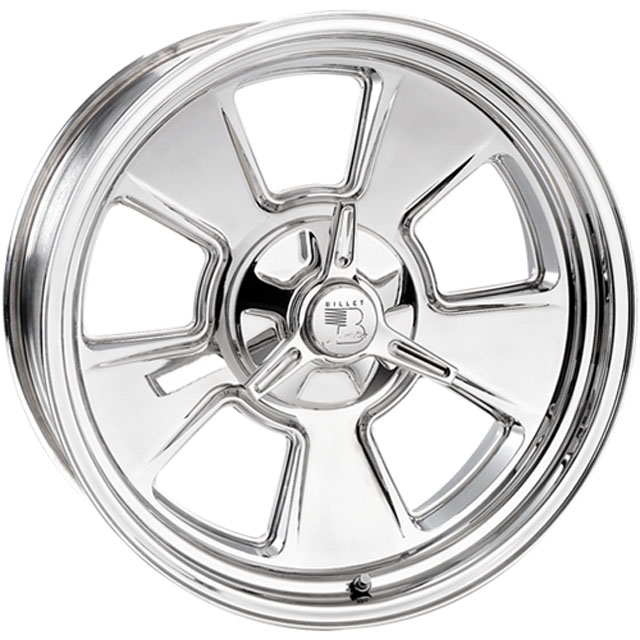 Billet Specialties VS24514Custom Legacy Wheel 15x14