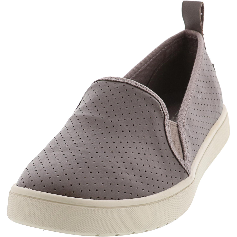 Koolaburra By Ugg Women's Kellen Slip-On Cinder Flat Shoe - 6M