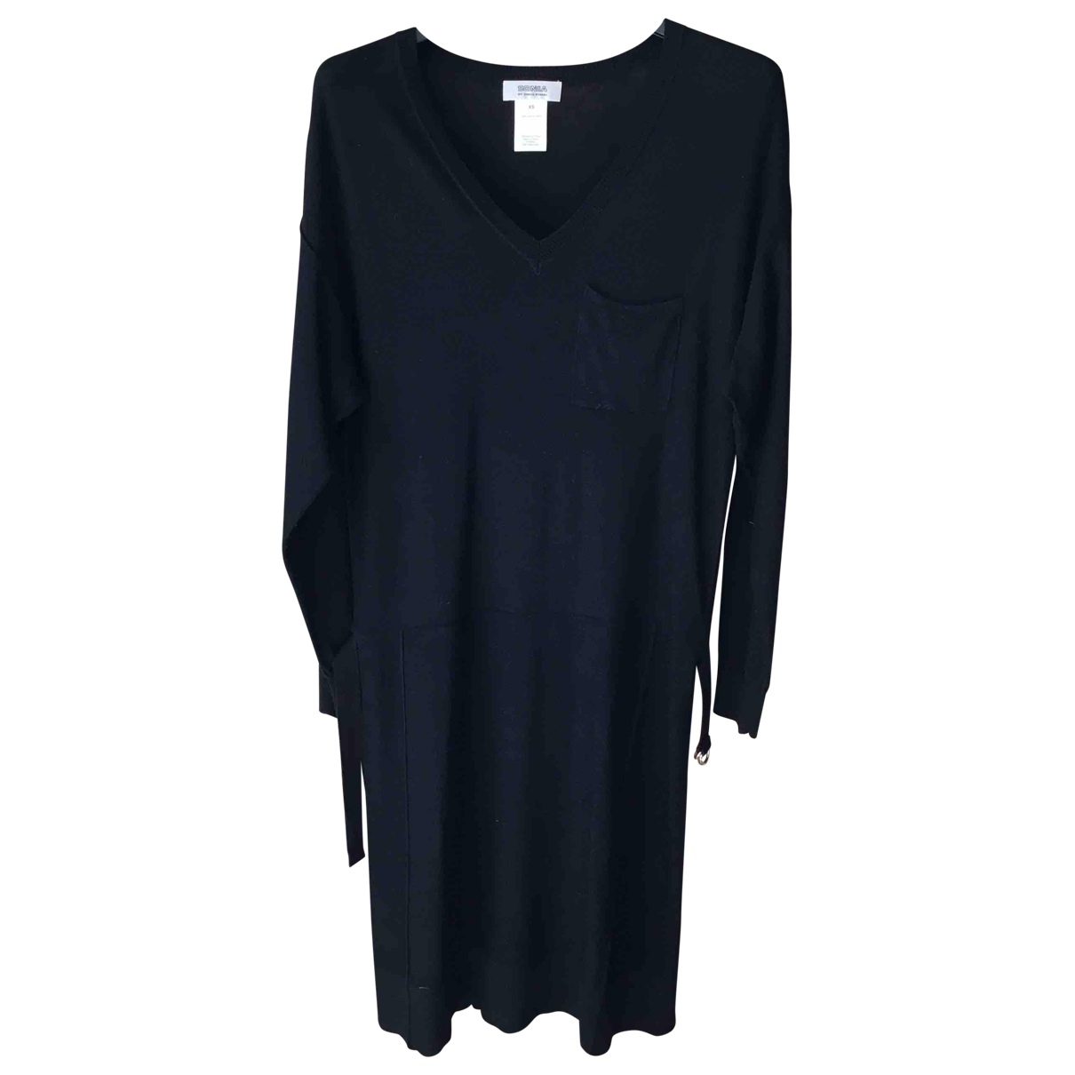 Sonia By Sonia Rykiel \N Black Wool dress for Women 38 FR