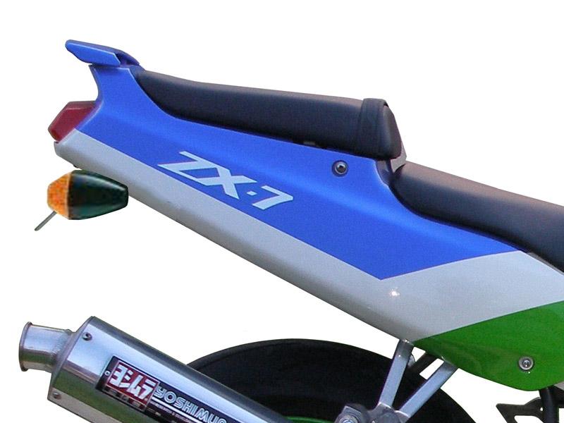 Competition Werkes 1K754 Fender Eliminator Kit w/ Signals Kawasaki ZX7 91-95