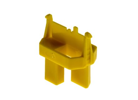 HARTING Har-Bus HM Series Backplane Connector, Male, Straight, 2 Row, 2 Way (100)