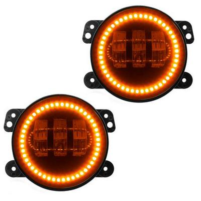 Oracle Lighting High Powered LED Halo Fog Lights (Amber) - 5775-005
