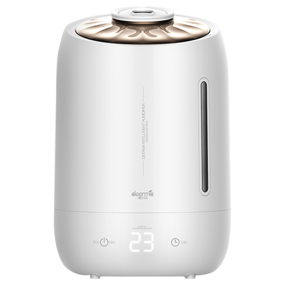 DEERMA DEM F600 Household Ultrasonic Humidifier 5L Capacity White