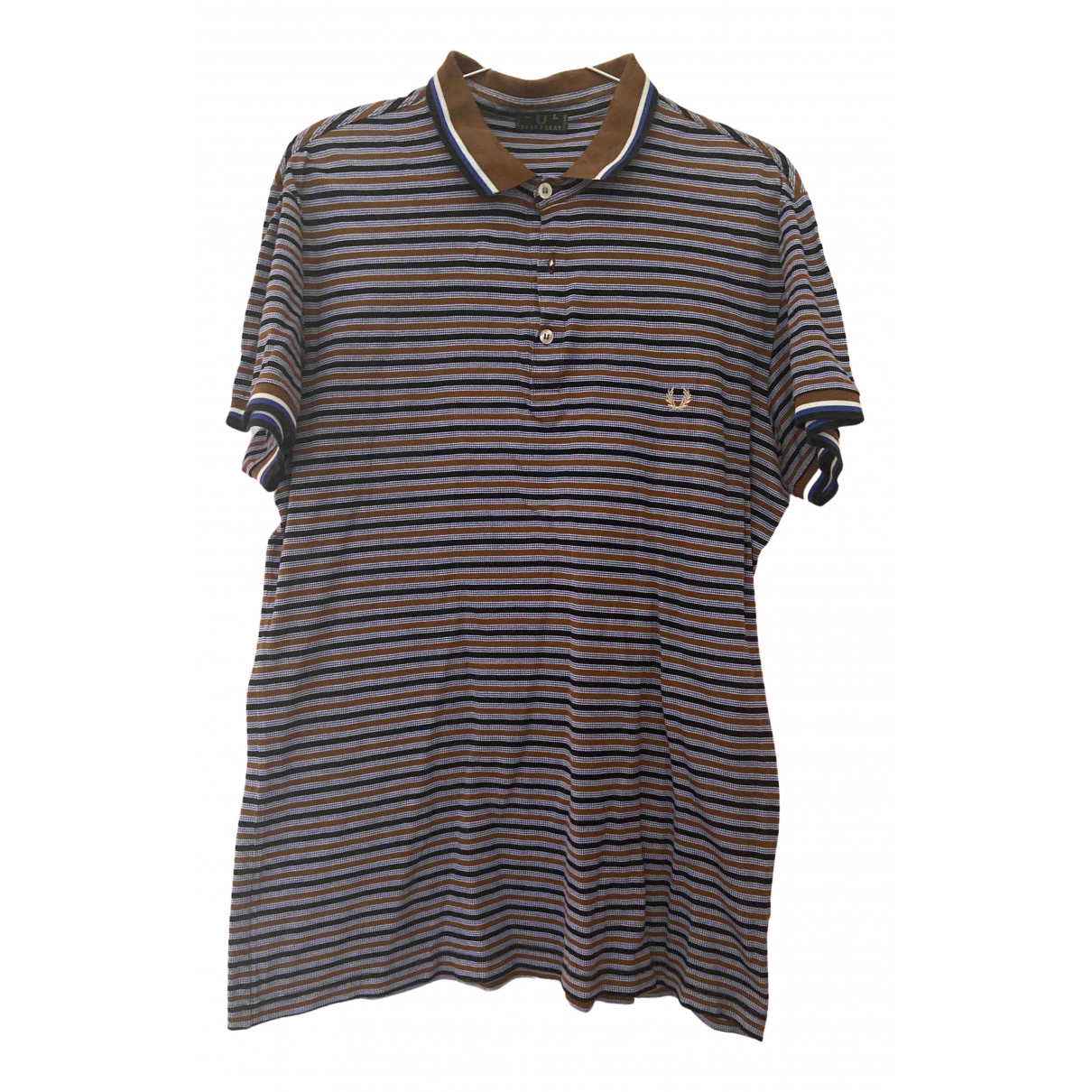 Fred Perry \N Multicolour Cotton Polo shirts for Men L International
