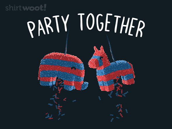 Party Together T Shirt