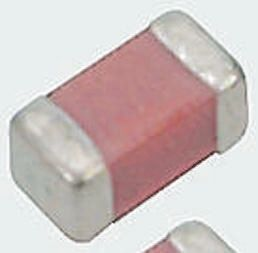 Vishay 0603 (1608M) 22pF Multilayer Ceramic Capacitor MLCC 100V dc ±5% SMD VJ0603A220JXBAC (25)
