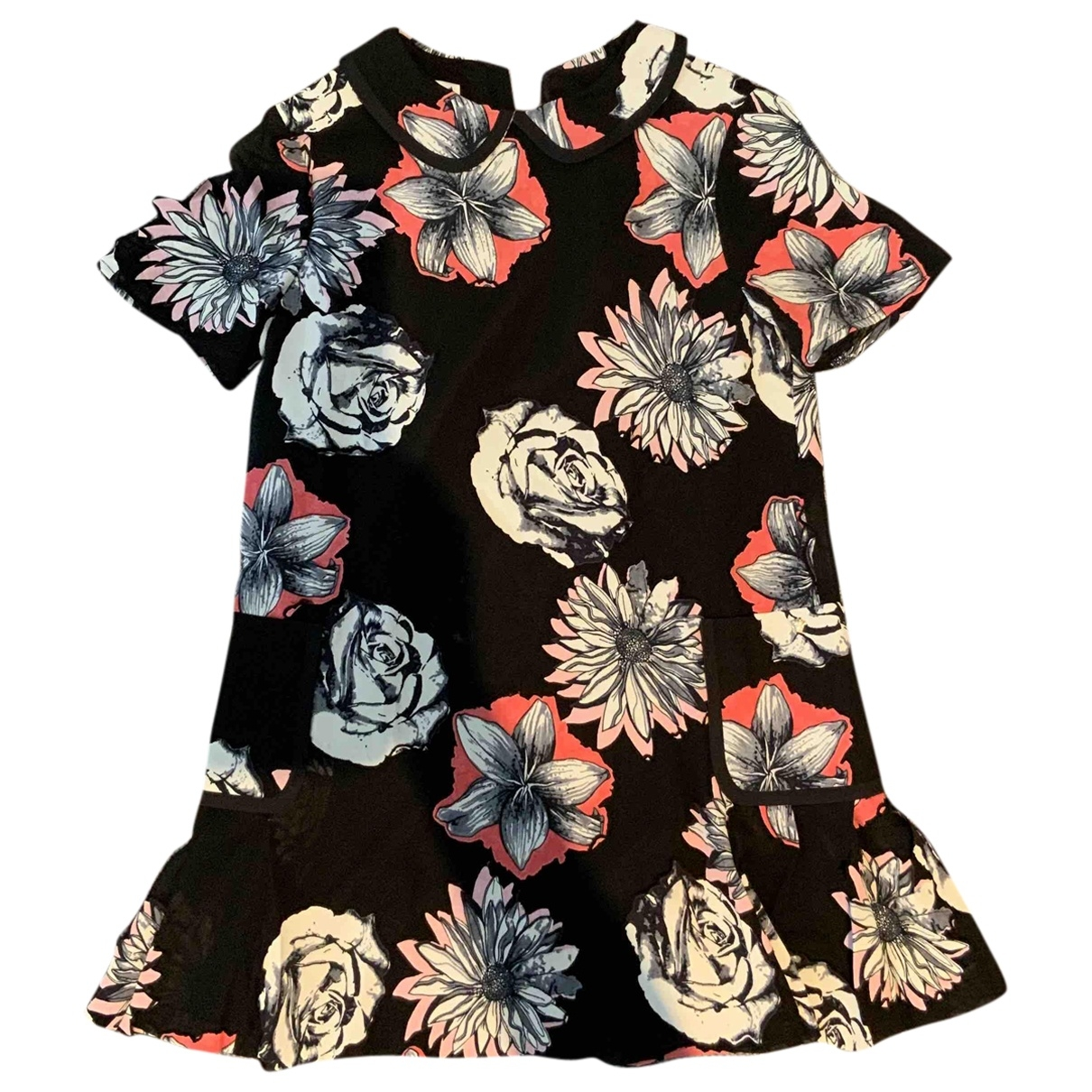 Versace \N Black dress for Kids 10 years - until 56 inches UK