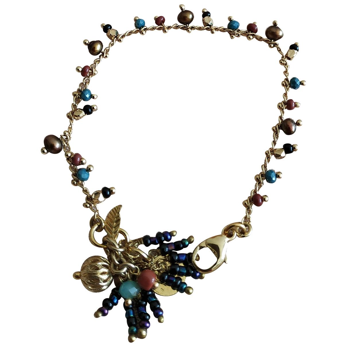 Gas \N Multicolour Gold plated bracelet for Women \N