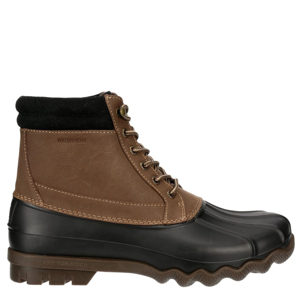 Sperry Mens Brewster Waterproof Duck Boot