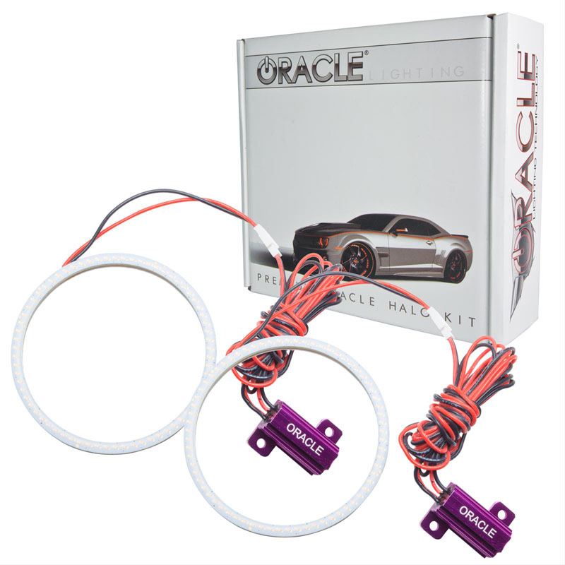 Oracle Lighting 1182-051 Jaguar XK8 1996-2006 ORACLE PLASMA Fog Halo Kit Jaguar XK8 1997-2006