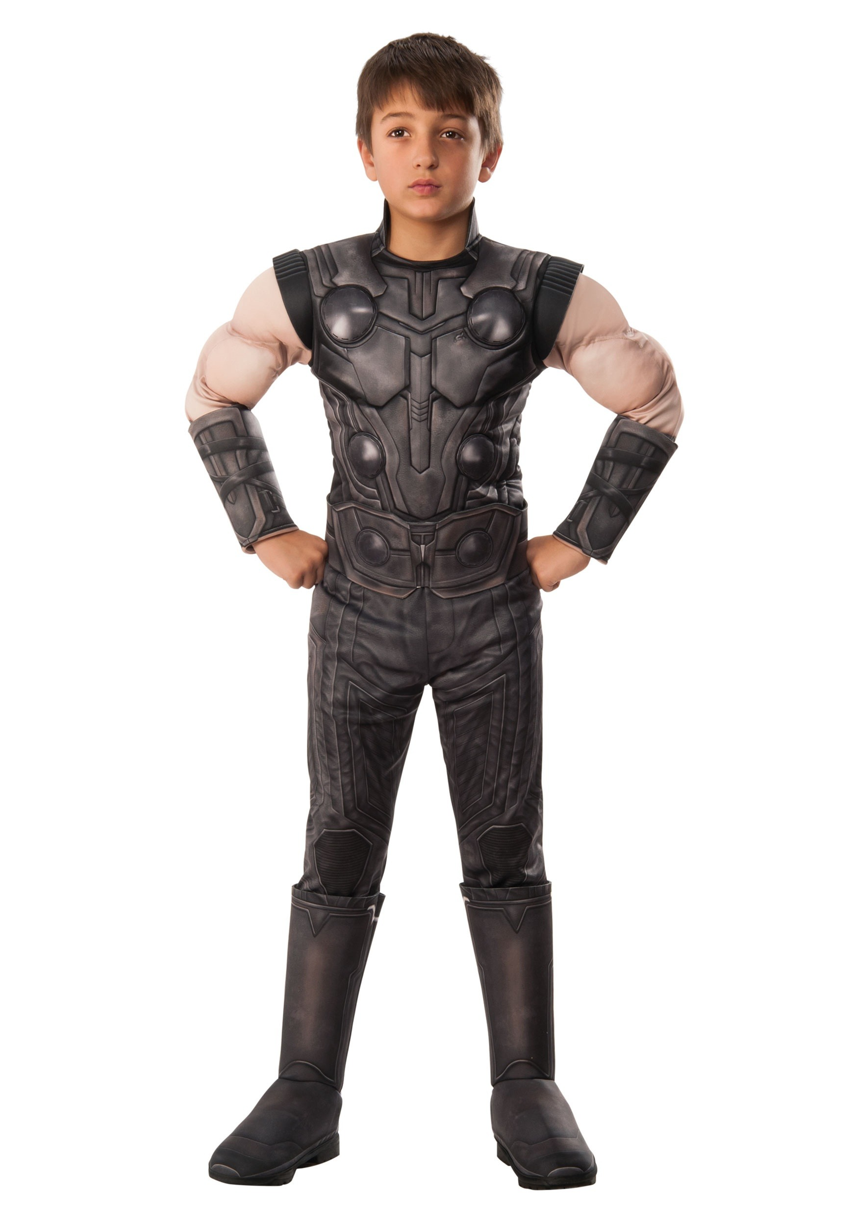 Marvel Infinity War Deluxe Thor Costume for a Child