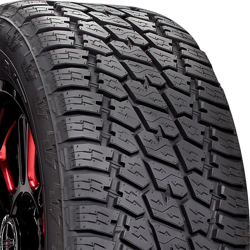 Nitto 215370 Terra Grappler G2 Tire LT285 /50 R22 121R E1 BSW