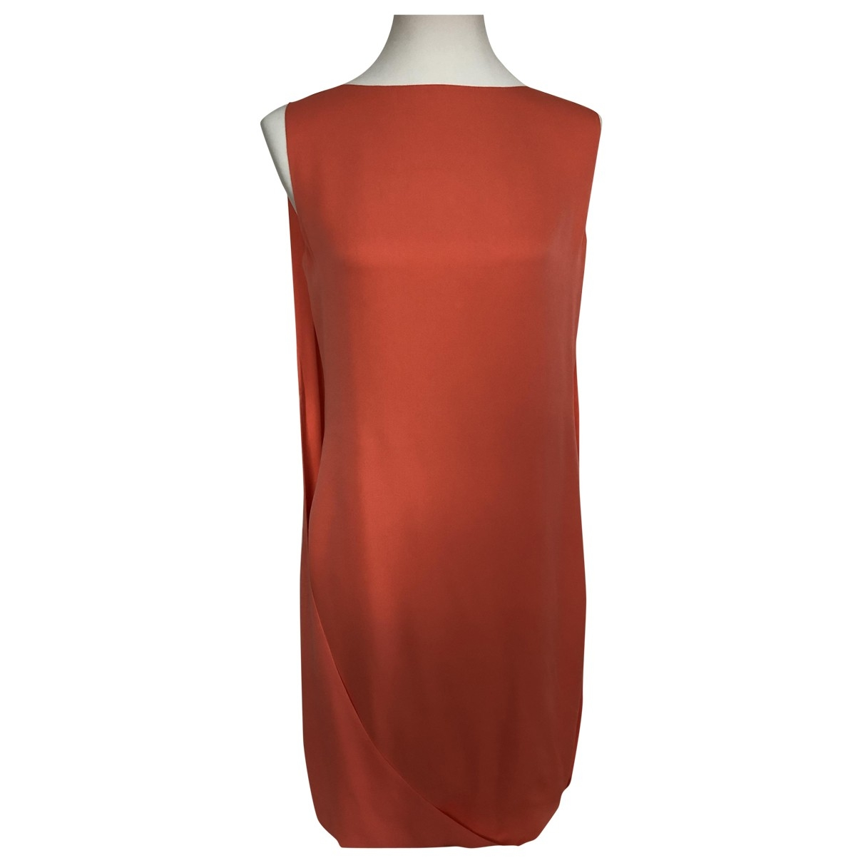 Halston Heritage \N Silk dress for Women 6 US