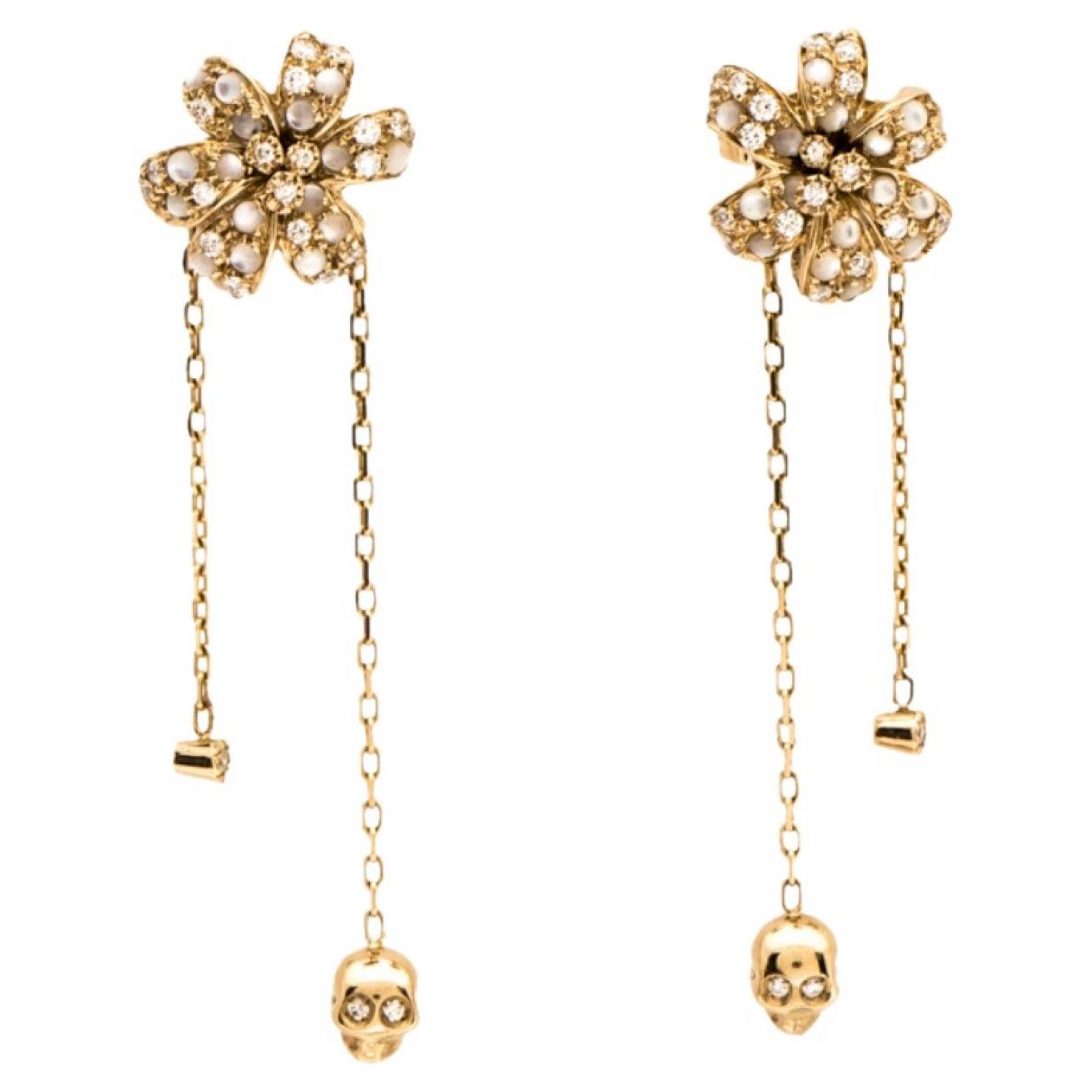 Gucci \N Gold Yellow gold Earrings for Women \N
