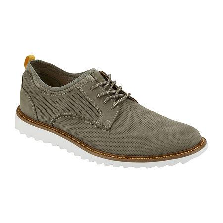 Dockers Mens Virtuoso Oxford Shoes, 12 Medium, Gray