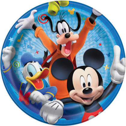 Disney Mickey Roadster Round 9