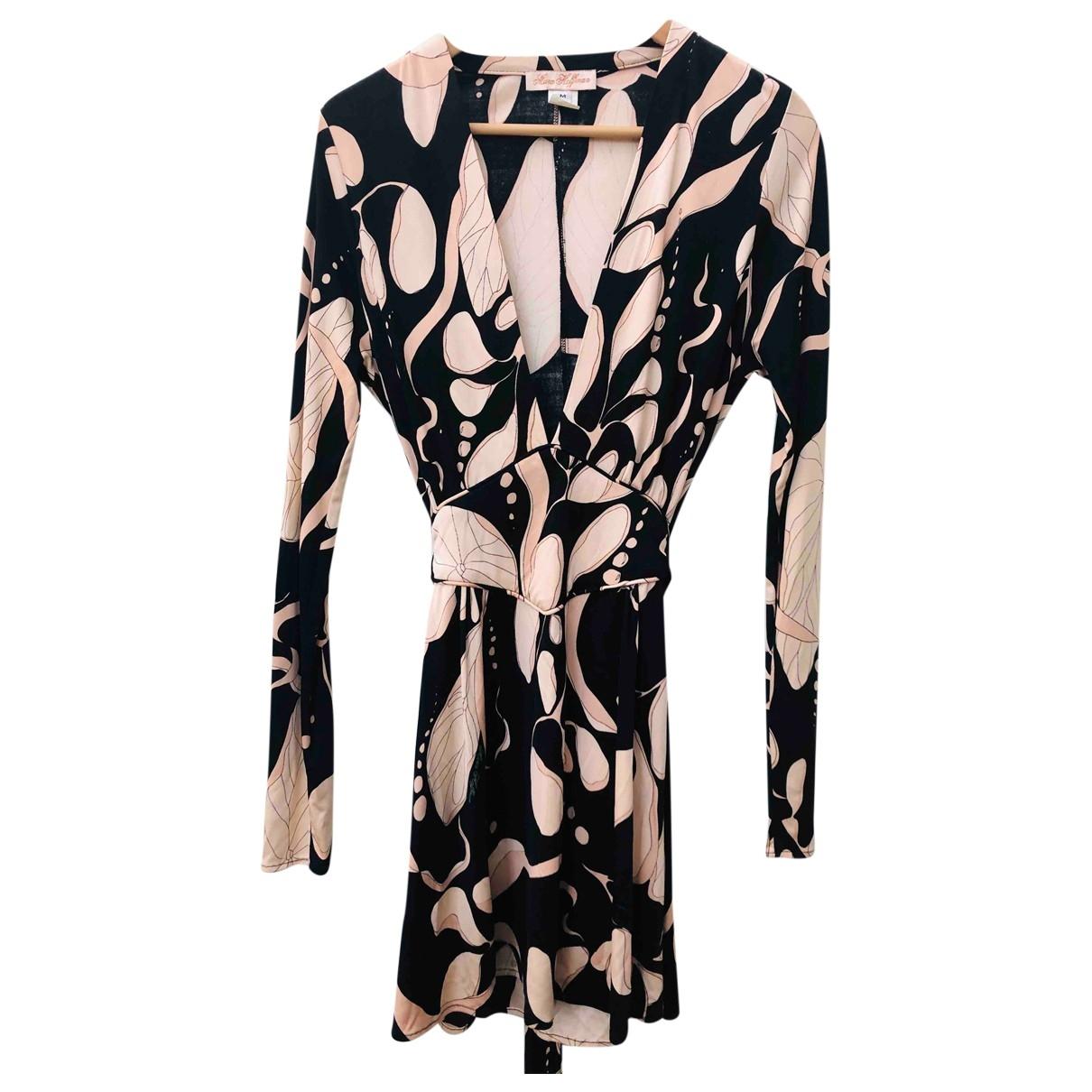 Mara Hoffman \N Multicolour Silk dress for Women M International