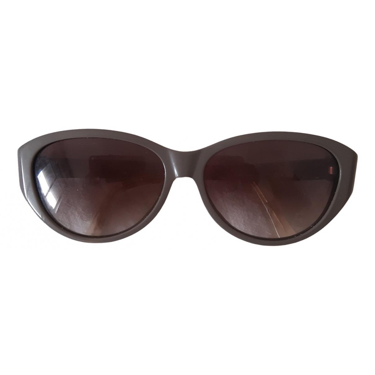 Chloé \N Grey Sunglasses for Women \N
