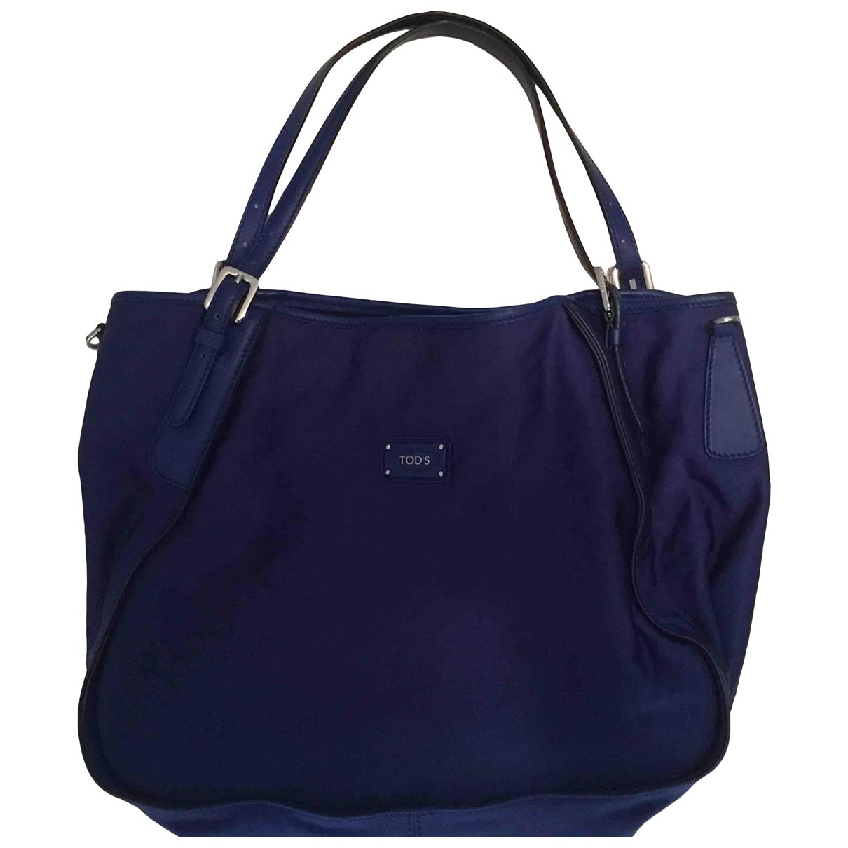 Tod's \N Blue handbag for Women \N