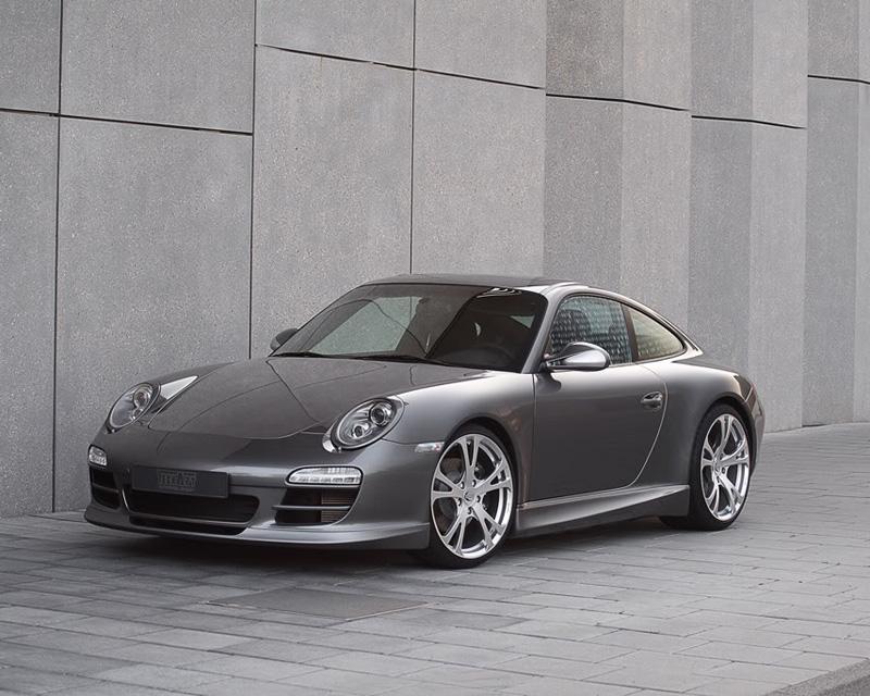TechArt 097.100.340.009-01 Side Skirts Porsche 997.2 Carrera 2 | Carrera 2S 09-11