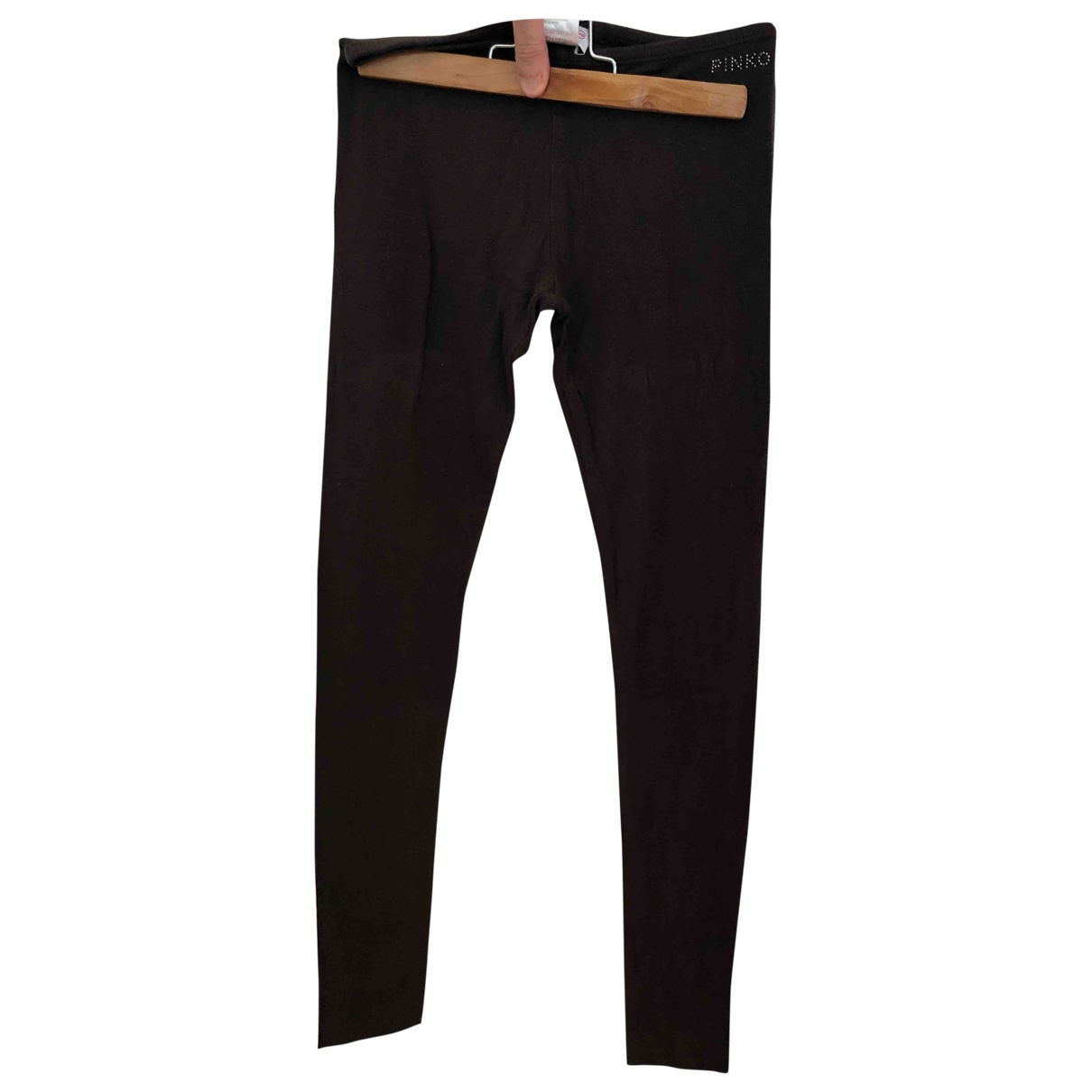 Pinko \N Brown Cotton Trousers for Kids 8 years - up to 128cm FR