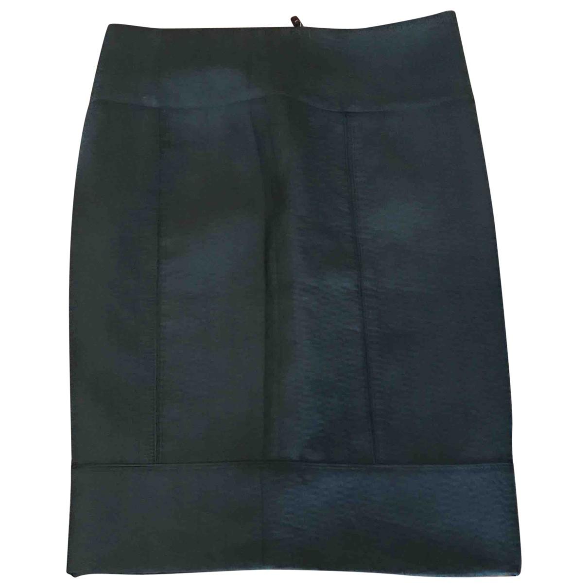 Emporio Armani \N Black skirt for Women 40 IT