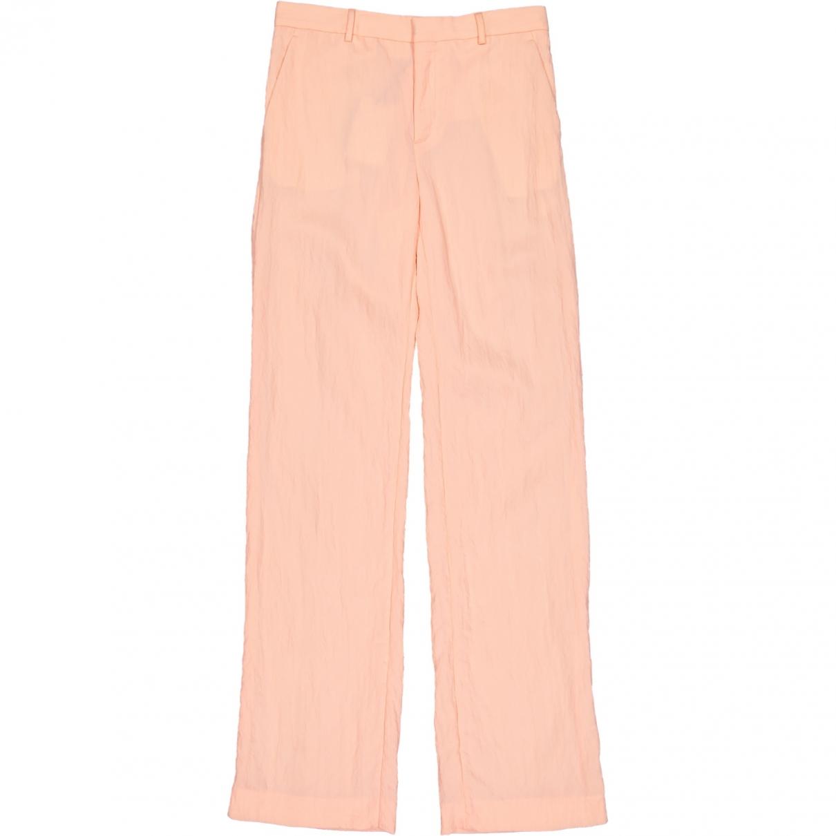 Ports 1961 \N Orange Trousers for Women 38 IT