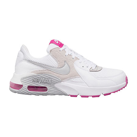 Nike Air Max Excee Womens Running Shoes, 8 1/2 Medium, White