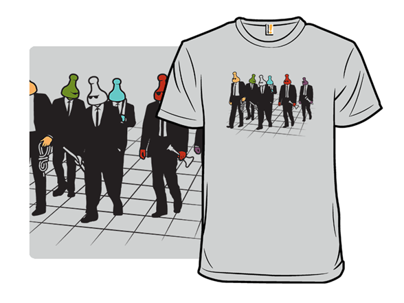 Reservoir Clues T Shirt