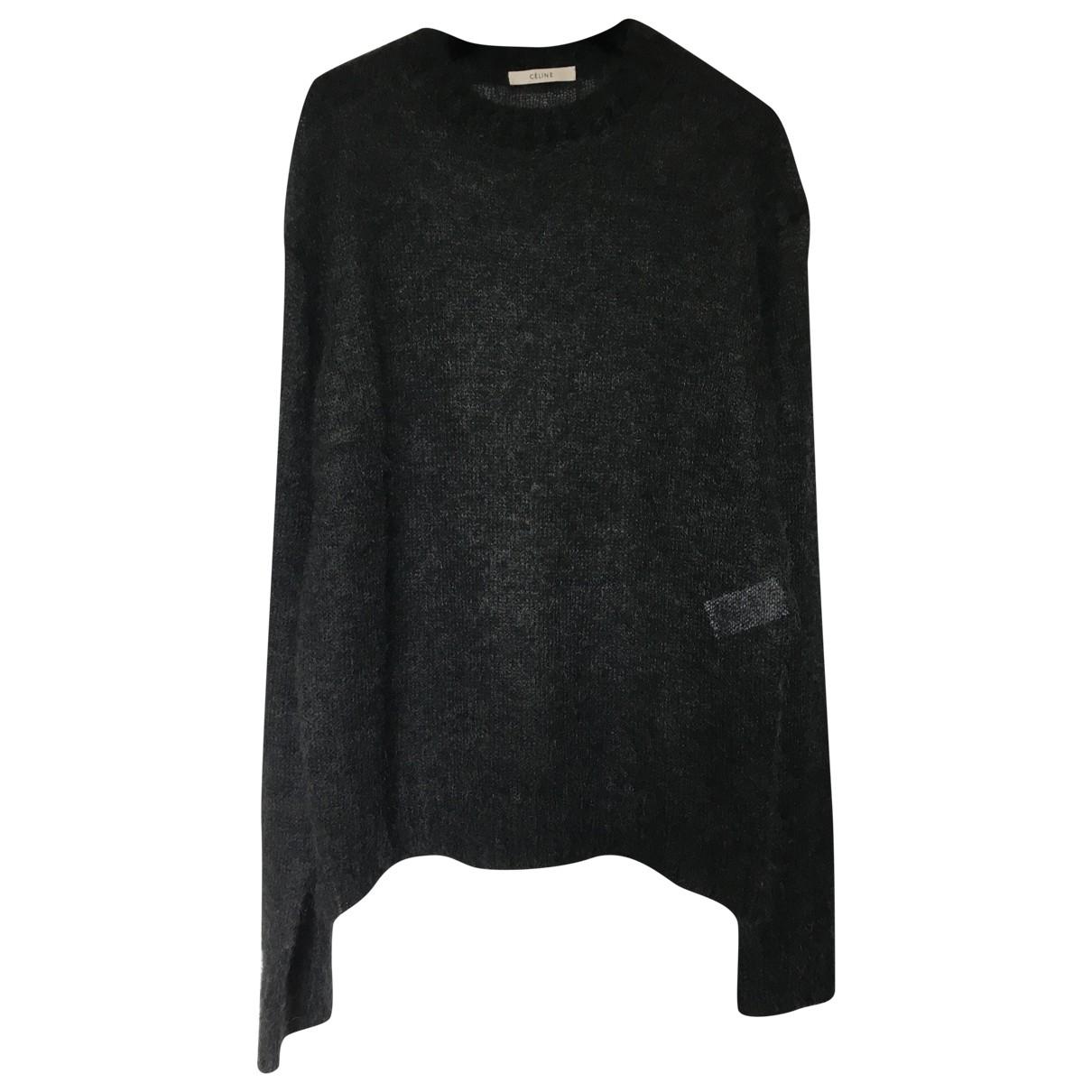 Celine \N Anthracite Wool Knitwear for Women M International