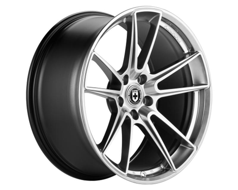 HRE FF04 Liquid Metal FlowForm Wheel 20x10 5x120 40mm