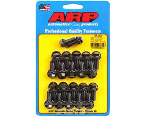 ARP BB Chevy 1-pc Oil Pan Gasket w/ Alum Timing Cover Hex Bolt Kit