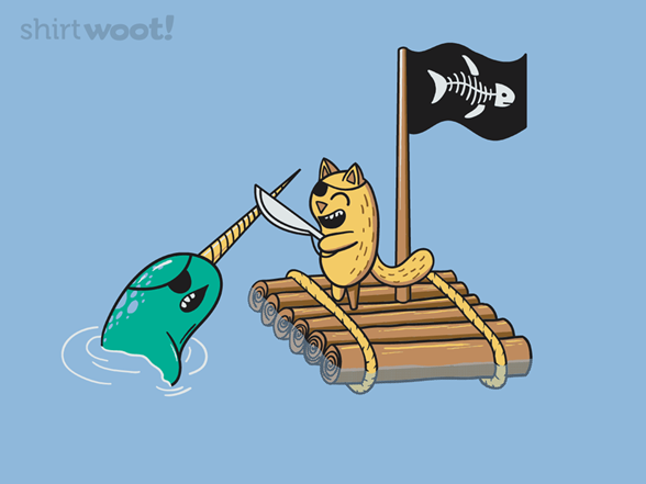 Epic Sea Battle T Shirt