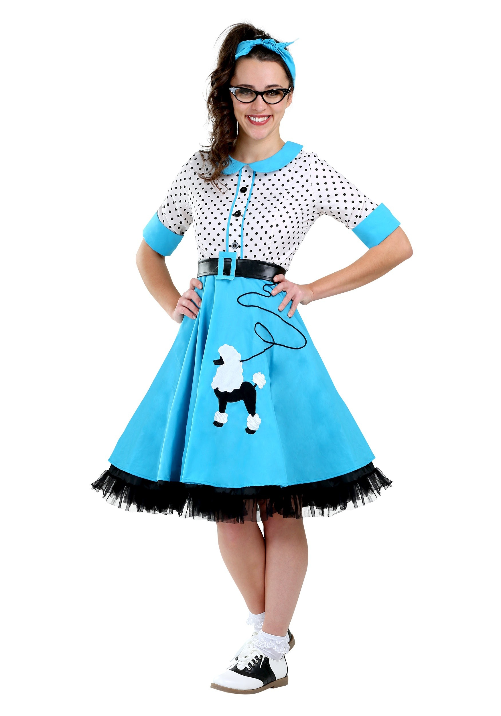 Sock Hop Cutie Costume for Adults