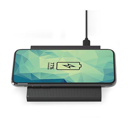 Sharper Image Wireless Charging Pad - 5 Watts, One Size , Black