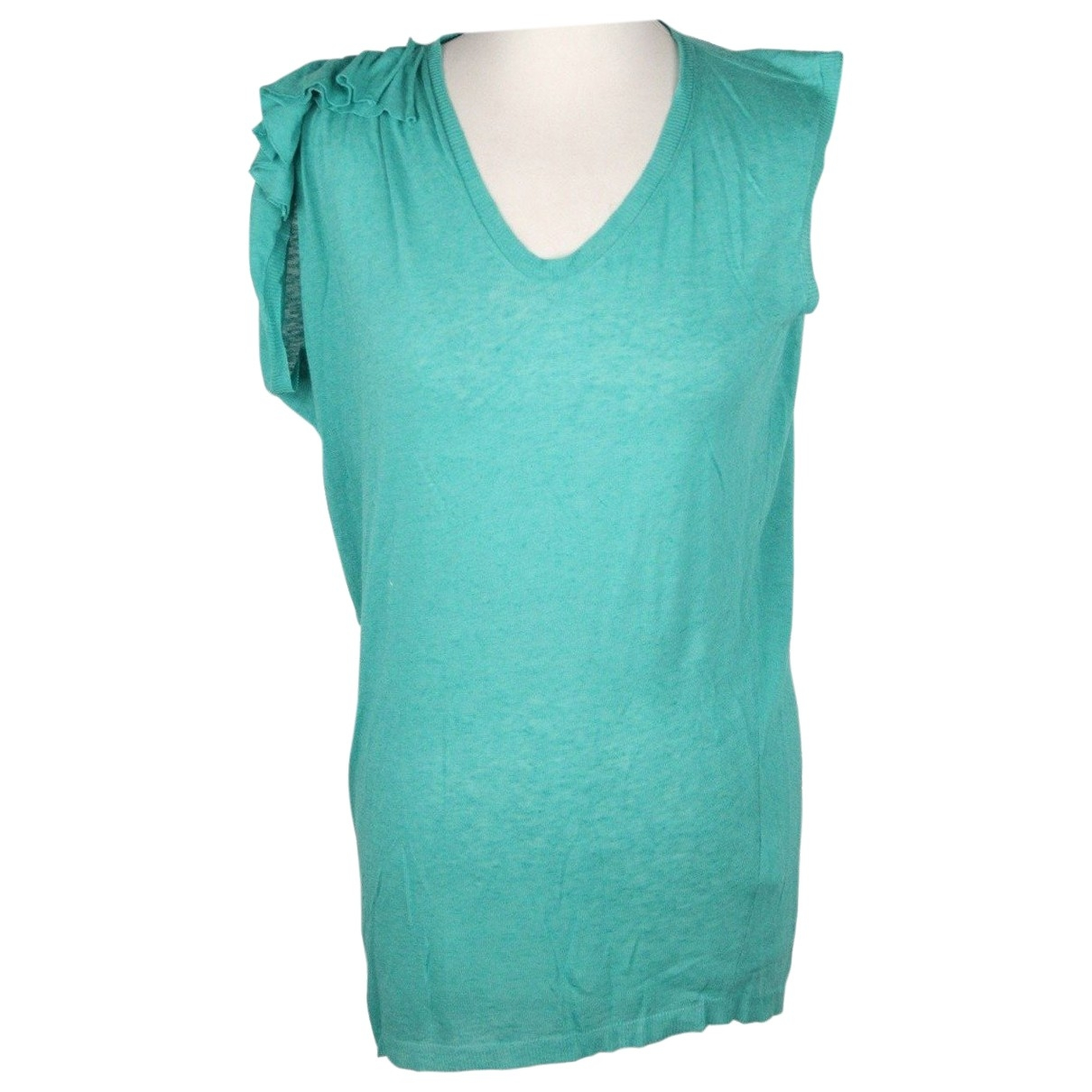 Lanvin \N Turquoise  top for Women XS International