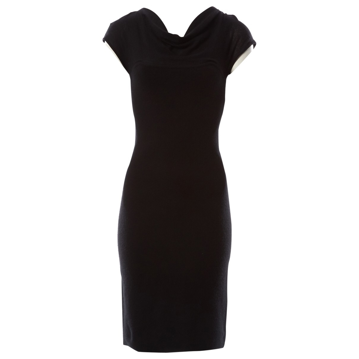 Narciso Rodriguez \N Black Cashmere dress for Women 40 IT