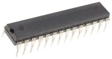 Microchip PIC24F16KA102-I/SP, 16bit PIC Microcontroller, PIC24F, 32MHz, 16 kB Flash, 28-Pin SPDIP (2)