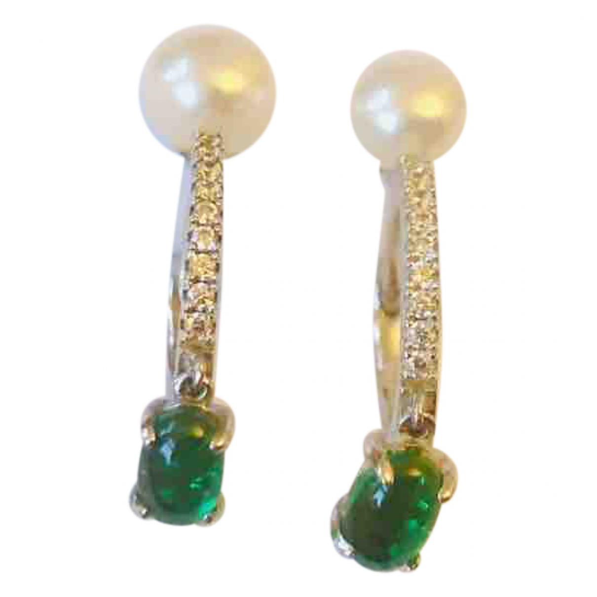 Apm Monaco \N Pearl Earrings for Women \N